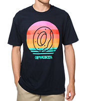 Odd Future Sunset Circle Logo T-Shirt