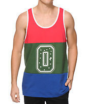 Odd Future Tri Color Tank Top