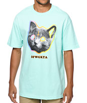 Odd Future Tron Cat Tee Shirt