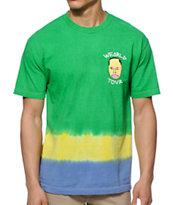 Odd Future Wearld Tour Tie Dye T-Shirt