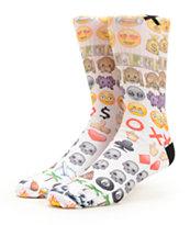 Odd Sox Emoji Crew Socks