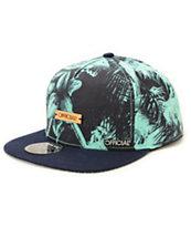 Official Bamboo Rareatonga Snapback Hat