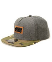 Official Big Metal X Dots Strapback Hat