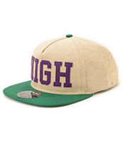Official High Purps Snapback Hat