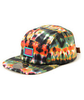 Official Secret Tie Dye 5 Panel Hat