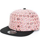 Official Stefan Janoski No Snapback Hat