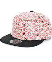 Official Stephan Janoski No Snapback Hat