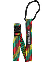 One Ball Jay Rasta 2014 Snowboard Leash