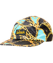 Original Chuck 5 Chainz Black 5 Panel Hat