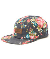 Original Chuck Best Buds Floral 5 Panel Hat