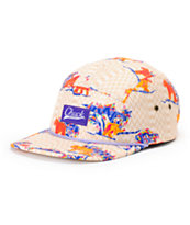 Original Chuck Big Cat Natural Geo Print 5 Panel Hat