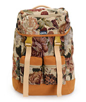 Original Chuck Floral Rucksack Backpack