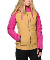 PWDR Room City 10K Snowboard Jacket