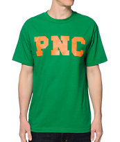 Peas & Carrots Block Letter T-Shirt