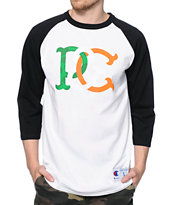 Peas & Carrots Interlock Baseball Tee Shirt