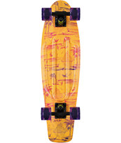 Penny Holiday Nickel Hawaiian Print Cruiser Complete Skateboard