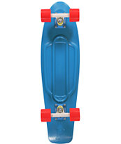 Penny Nickel Blue 27 Cruiser Complete Skateboard