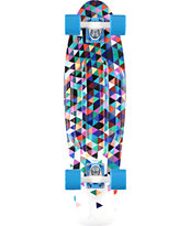 "Penny Nickel Carlton 27"" Cruiser Complete Skateboard"