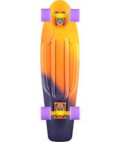 "Penny Nickel Dusk Fade 27"" Cruiser Complete Skateboard"