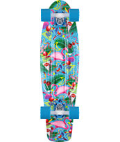 "Penny Nickel Miami 27"" Cruiser Complete Skateboard"