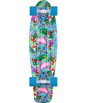 "Penny Nickel Miami 27"" Cruiser Complete Skateboard"