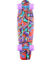 "Penny Nickel Spike 27"" Cruiser Complete Skateboard"