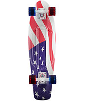"Penny Nickel USA 27"" Cruiser Complete Skateboard"
