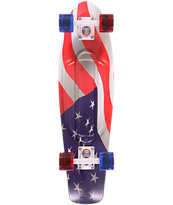 Penny Nickel USA Cruiser Complete Skateboard