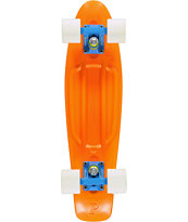Penny Orange, Blue, & White Cruiser Complete Skateboard