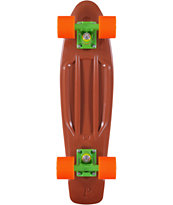 Penny Organic Brown Nickel Cruiser Complete Skateboard