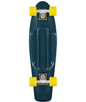 Penny Organic Nickel Bottle Green Cruiser Complete Skateboard