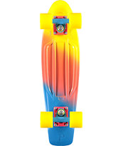 "Penny Original Canary Fade 22"" Cruiser Complete Skateboard"