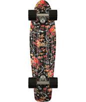 Penny Original Floral Print 22 Cruiser Complete Skateboard