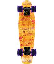 Penny Original Hawaiian Print 22 Cruiser Complete Skateboard