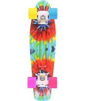 "Penny Original Tie Dye 22.5"" Cruiser Complete Skateboard"