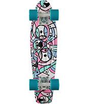 "Penny Pendleton 22.5"" Cruiser Complete Skateboard"