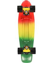 Penny Rasta Fade 22.5 Cruiser Complete Skateboard