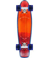 Penny Resin Orange & Blue Cruiser Complete Skateboard
