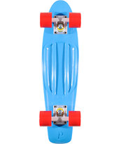 Penny Skateboards Blue, White, & Red 22.5 x 6 Penny Cruiser Complete