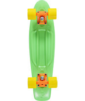 Penny Skateboards Green & Orange Cruiser Complete Skateboard
