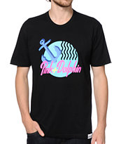 Pink Dolphin Anchor T-Shirt
