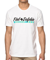 Pink Dolphin Legends Bar T-Shirt