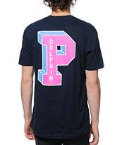 Pink Dolphin Varsity T-Shirt