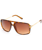 Pitbull Tortoise Shell Sunglasses