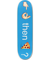 "Pizza Emoji 8.25"" Skateboard Deck"