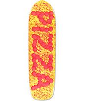 "Pizza Pepperoni Punk Point 8.6"" Skateboard Deck"