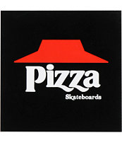 Pizza Skateboards The Hut Sticker