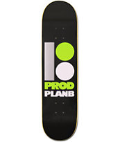 Plan B Factory Paul Rodriguez 8.0 Skateboard Deck