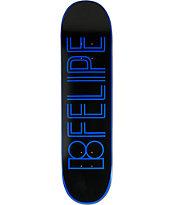 """Plan B Felipe Linear 8.0"""" Skateboard Deck"""