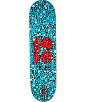 "Plan B Felipe P2 Eye Test 7.75"" Skateboard Deck"